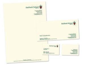Hallfield Stationery